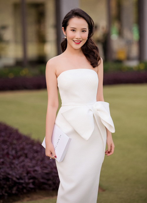 Thời gian gần đây, Primmy Trương không ngại công khai tình cảm và thường xuyên khoe ảnh cùng bạn trai.