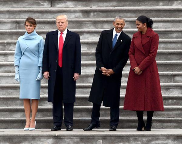 Những bức ảnh giải thích vì sao người Mỹ luôn nhớ Obama