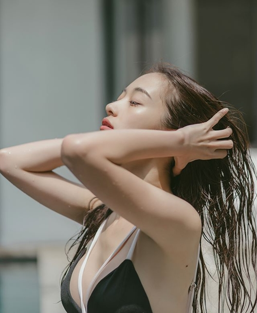 Jun Vũ chăm khoe vòng một, đáp trả bình luận kém duyên - 3
