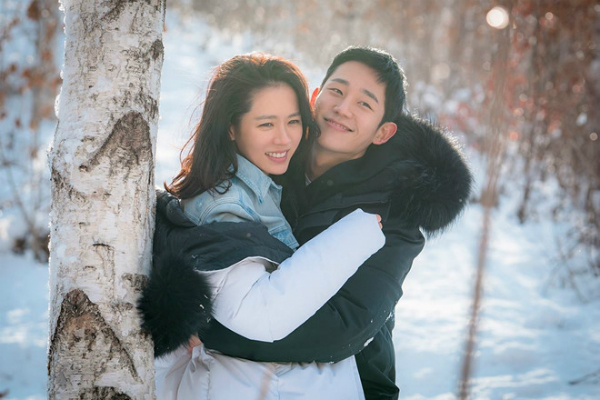 Son Ye Jin và Jung Hae In nhập vai quá ngọt khiến khán giả hô hào thành đôi.