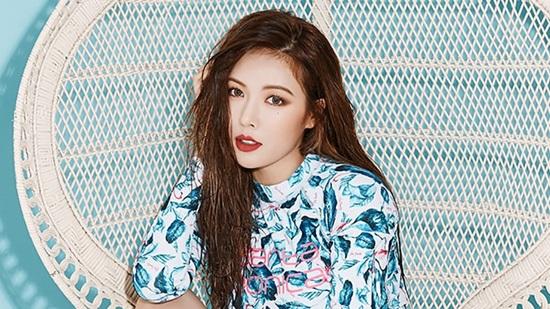 Bạn biết gì về nữ idol gợi cảm Hyun Ah?