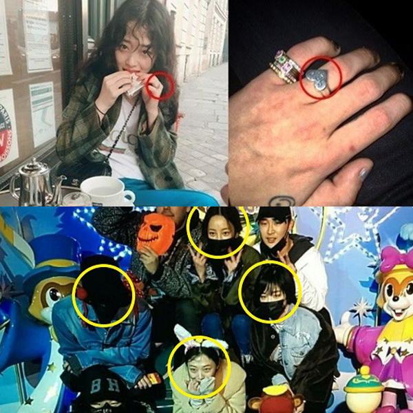 3 thần tượng Kpop nhiều lần khiến fan đau tim vì tin đồn hẹn hò - 4