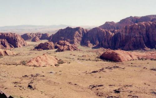 Địa điểm quay phim được cho là đã bị nhiễm phóng xạ.