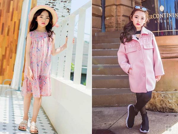 Sở hữu gương mặt trong sáng, ngọt ngào như thiên thần, cô mẫu nhí Lee Eun Chae thu về cho mình gần 300 nghìn followers trên Instagram, đồng thời cũng gây chú ý nhờ phong cách ăn mặc đẹp hơn cả người lớn của mình. Tuy mới chỉ là một cô bé học lớp 1 nhưng Eun Chae đã nhận rất nhiều hợp đồng chụp hình quảng cáo từ các hãng thời trang dành cho trẻ em với phong cách đa dạng như nhí nhảnh hay già dặn hơn một chút.