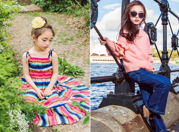 Để giữ gìn làn da sau những lớp trang điểm dày, Eun Chae cũng thường xuyên chăm sóc da bằng cách đắp mặt nạ và dưỡng tóc thật kĩ.  Bởi vậy,cô bé được dự đoán sẽ trở thành một mĩ nhân trong tương lai không xa.