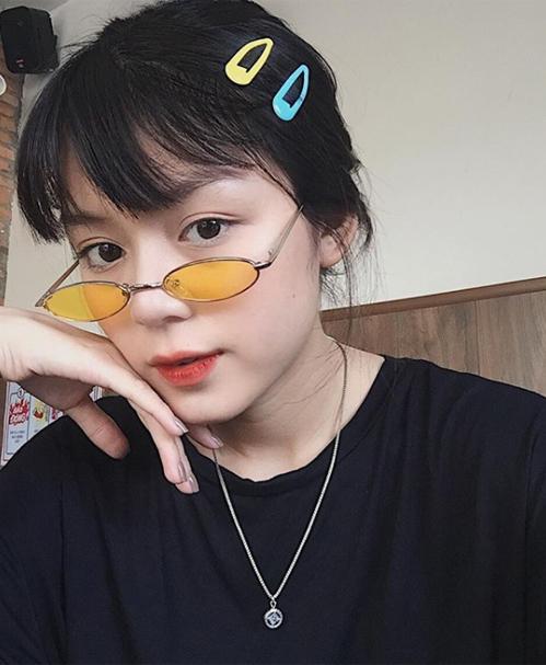 Hot girl Việt đua nhau theo mốt tóc kẹp siêu hack tuổi - 6
