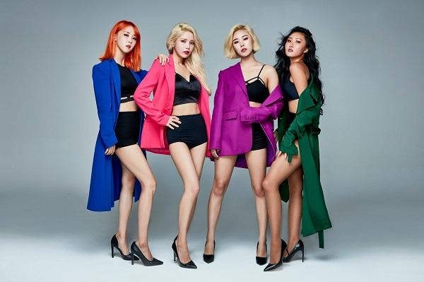 Những cái tên vừa hài vừa khó đỡ của girlgroup Kpop trước debut - 1