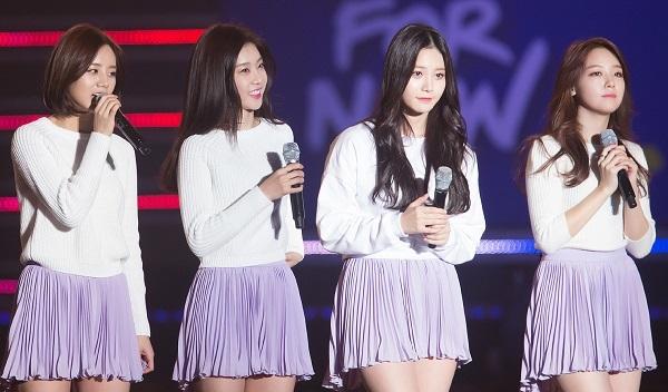 Những cái tên vừa hài vừa khó đỡ của girlgroup Kpop trước debut - 3
