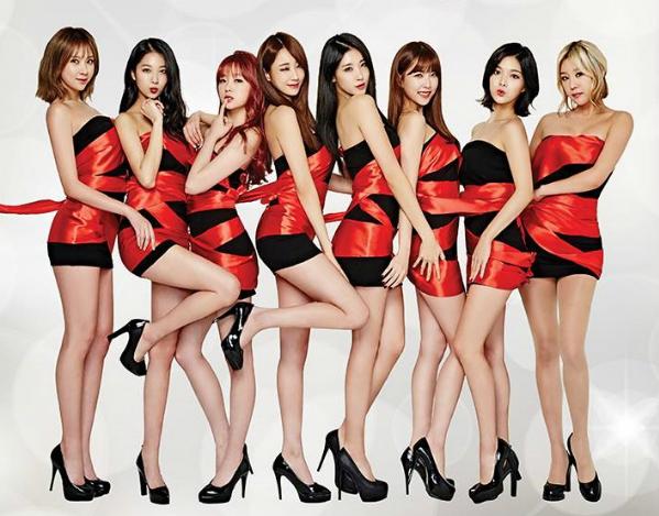 Những cái tên vừa hài vừa khó đỡ của girlgroup Kpop trước debut - 9