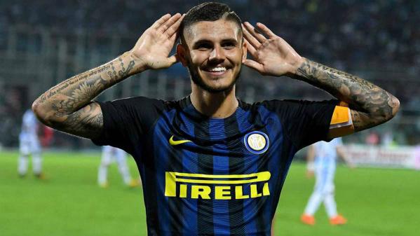 Maurođang chơi tại giải Serie A cho CLB Inter Milan.