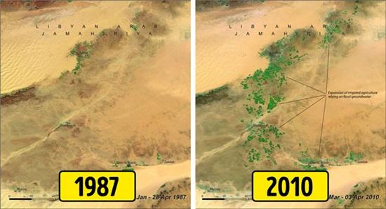 Thế giới đổi khác như thế nào sau 50 năm - 3