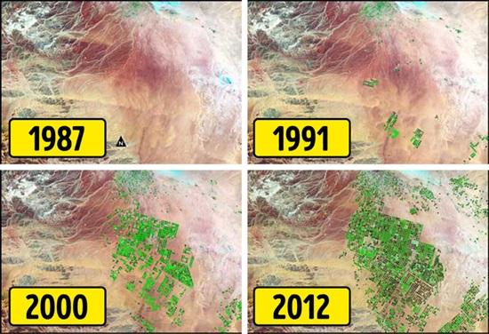 Thế giới đổi khác như thế nào sau 50 năm - 4