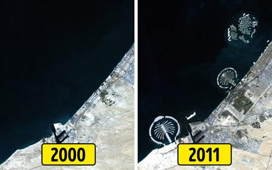 Thế giới đổi khác như thế nào sau 50 năm - 6