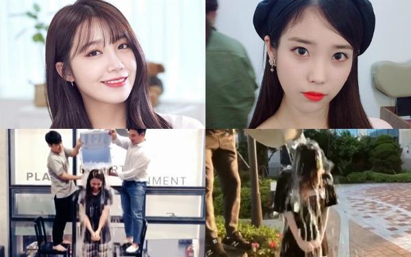 Eun Ji (Apink) tiếp nhận thử thách từ Seung Yoon (Winner) và gọi tên IU.