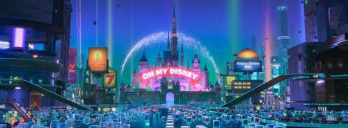 Vũ trụ điện ảnh bá đạo của Disney với dàn công chúa cùng xuất hiện trong phim