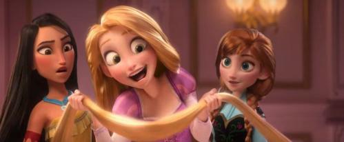 Vậy bé cưng có mái tóc dài không?