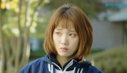 Nữ chính Kim Bok Joo vừa đáng yêu vừa... khỏe.