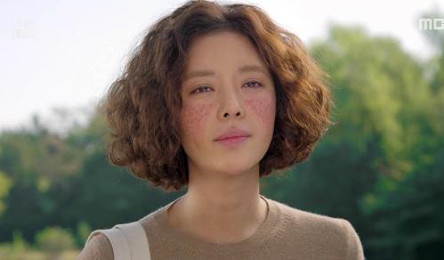 Cô nàng vịt bầu xấu xí Kim Hye Jin.