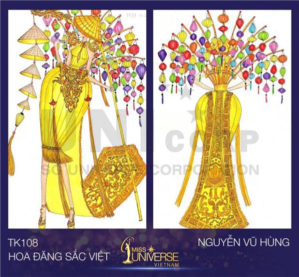 Hoa đăng sắc Việt