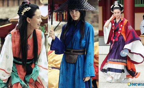 6 phim cổ trang Hàn Quốc được đầu tư trang phục hoành tráng nhất - 5