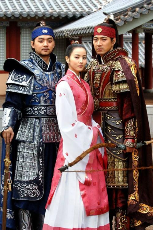 6 phim cổ trang Hàn Quốc được đầu tư trang phục hoành tráng nhất - 6