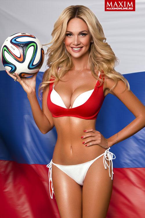 Victoria Lopyreva sinh năm 1983, đăng quang Hoa hậu Nga năm 2003.