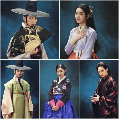 6 phim cổ trang Hàn Quốc được đầu tư trang phục hoành tráng nhất - 10