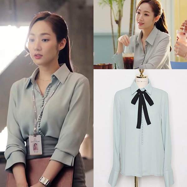 SEZWICK Blouse ₩48,900 (Sold Out)