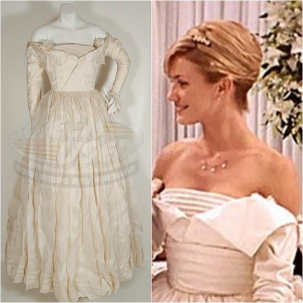 Những chiếc váy cưới thảm họa trong lịch sử phim ảnh Hollywood - 8