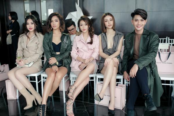 Dàn mỹ nhân Việt hội tụ đọ sắc vóc mỗi người một vẻ