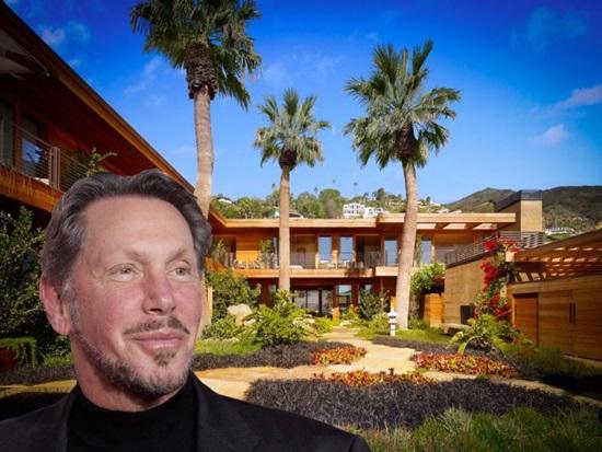 Khối bất động sản khổng lồ của tỷ phú giàu nhất nước Mỹ - 4