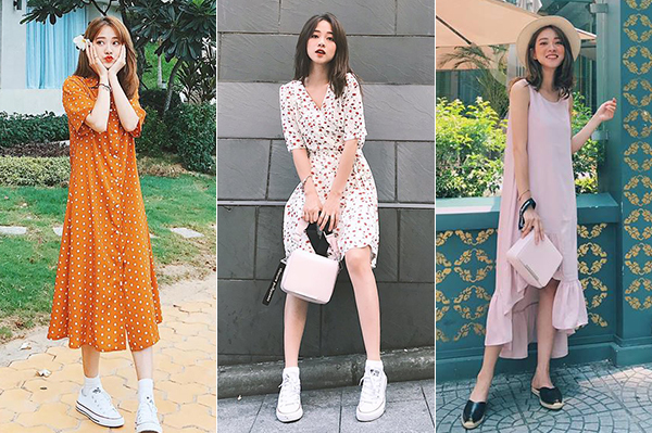 Hot girl sinh năm 1993 không chỉ là người mẫu nhẵn mặt trong các bộ lookbook của shop teen ở Hà Nội, mà còn sở hữu một cửa hàng thời trang riêng được nhiều người yêu thích.