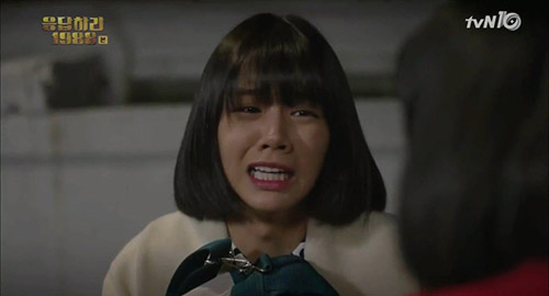 Những màn trang điểm thảm họa khiến khán giả cười xỉu trong phim Hàn - 1