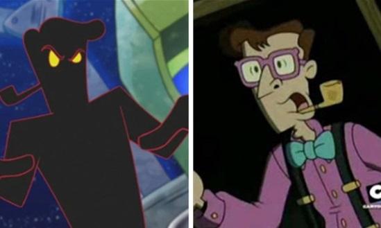 Hé lộ khuôn mặt thật của các nhân vật bí ẩn trong phim - 3