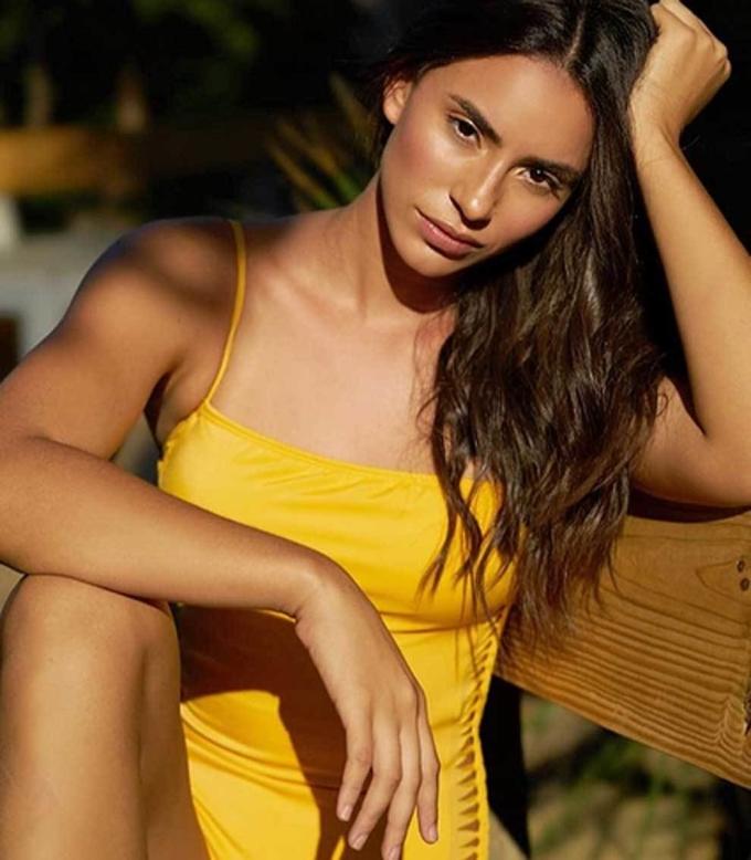 <p> Có mặt trong danh sách là Aletxa Mueses đến từ Cộng hòa Dominica. Cô từng lọt vào top 40 của Hoa hậu Thế giới 2017 với tư cách là người chiến thắng trong cuộc thi Miss World Sports.</p>