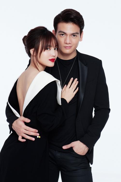 Lê Xuân Tiền lần đầu đóng chung phim với Lan Ngọc.