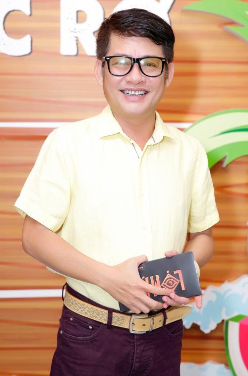 Diễn viên hài Tấn Beo