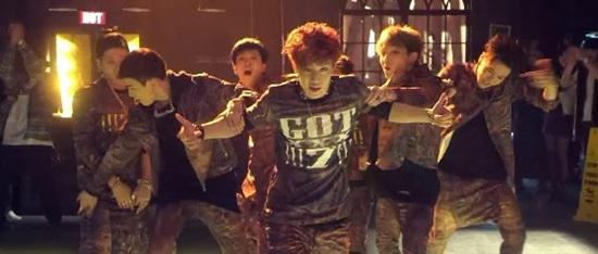Bạn có nhớ các chi tiết trong MV của GOT7? - 6