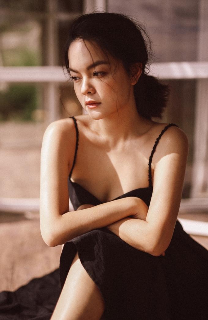 <p> Về hình tượng, Phạm Quỳnh Anh ngày càng được khen sở hữu khoe nhan sắc mặn mà, quyến rũ.</p>