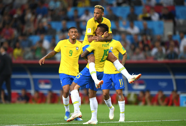 Neymar và đồng đội đã sẵn sàng chinh phục cúp vàng thứ 6
