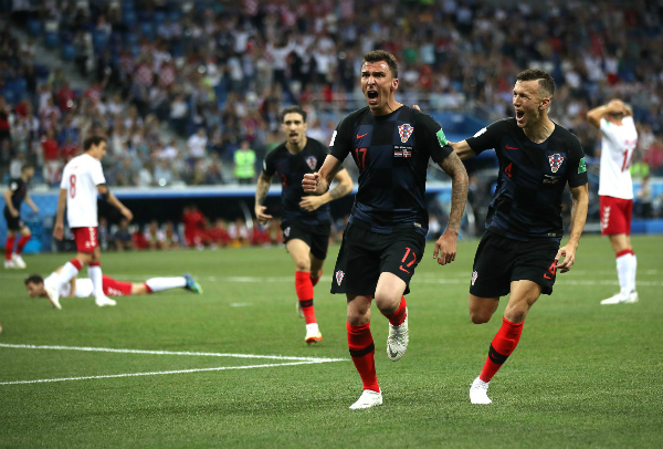 Croatia đang rất khát khao lần đầu chạm tay vào cúp vàng thế giới