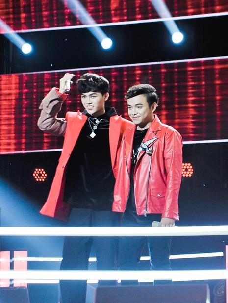 Trai đẹp The Voice ghét nhau ra mặt trên sóng truyền hình - 1