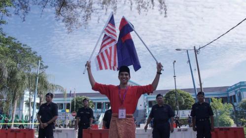Đẹp trai, có tài - soái ca 9X trở thành bộ trưởng trẻ nhất ở Malaysia - 2