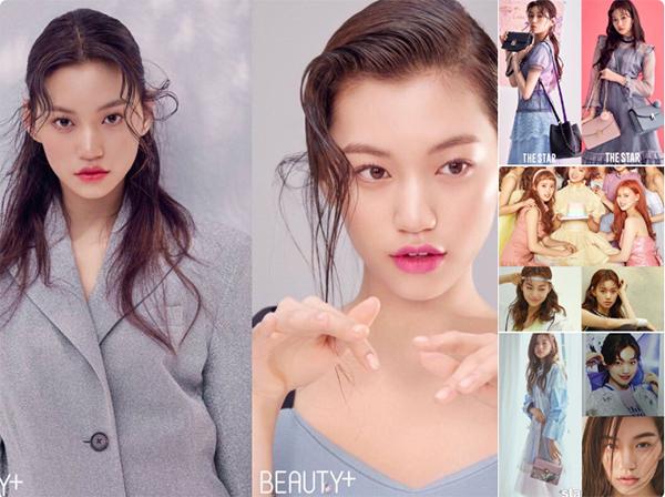 Nhờ thần thái xuất sắc mà Do Yeon được nhiều thương hiệu mỹ phẩm, thời trang mời làm người mẫu đại diện. Thành viên Weki Meki được nhiều tạp chí ưu ái, gần như tháng nào cũng góp mặt trên các ấn phẩm nổi tiếng.