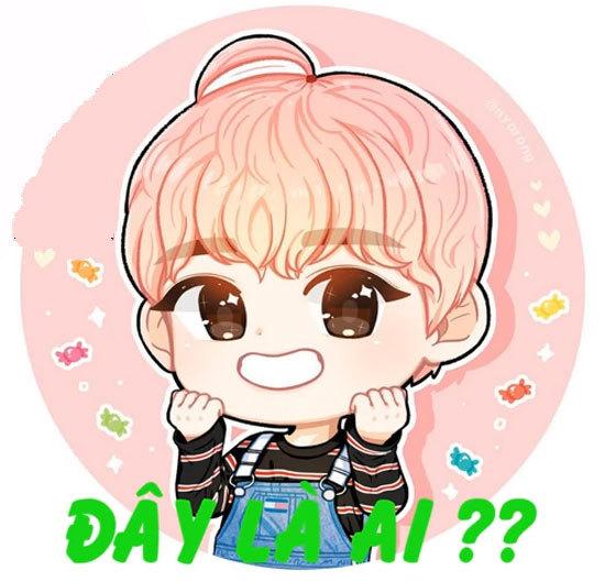 Nhìn hình chibi đoán tên thành viên Wanna One - 9