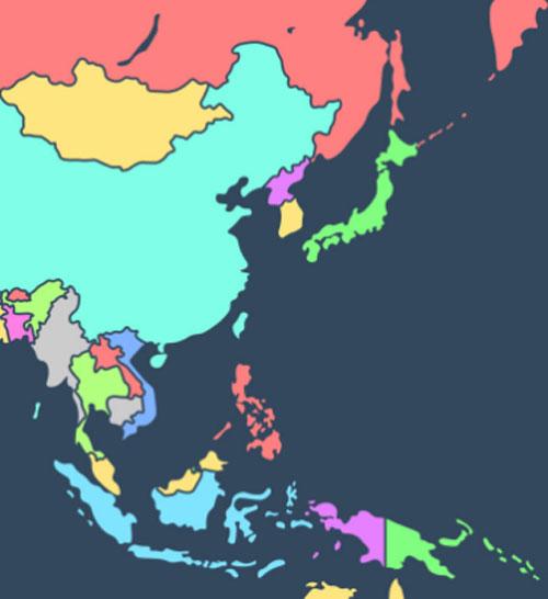 Người có IQ cao mới biết các quốc gia này nằm ở đâu? (4) - 1