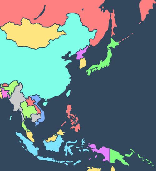 Người có IQ cao mới biết các quốc gia này nằm ở đâu? (4) - 6