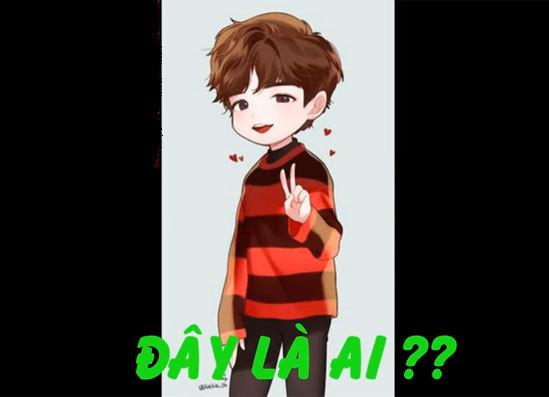 Nhìn hình chibi đoán tên thành viên Wanna One - 4