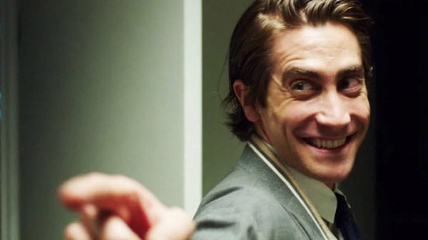 Gương mặt ám ảnh của nhân vật Louis Bloom trong phim.