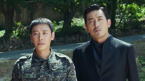 Các nhân vật trong phim để lại tò mò cho khán giả.